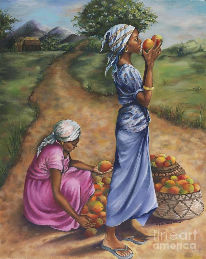 Mangos by Myra Goldick