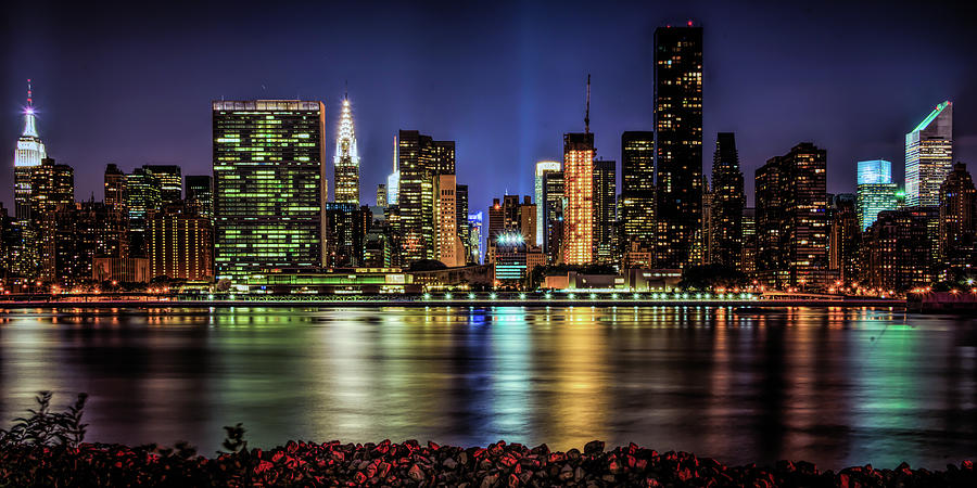 Manhattan Beauty by Theodore Jones