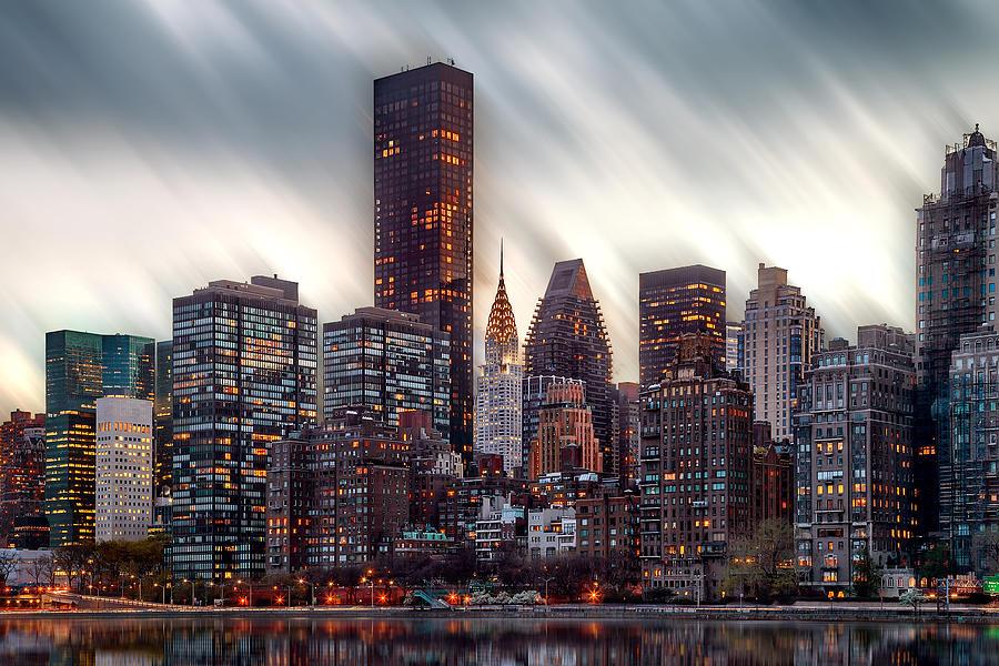 Manhattan Daze Photograph