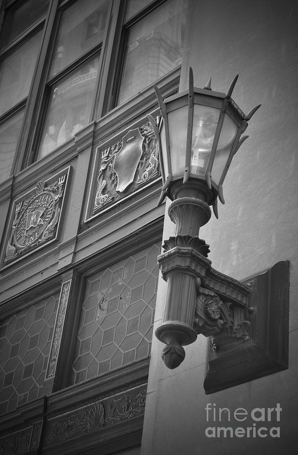 New Photograph - Manhattan Lantern by Jost Houk