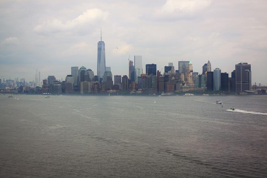 Manhattan  Photograph by Parker ODonnell