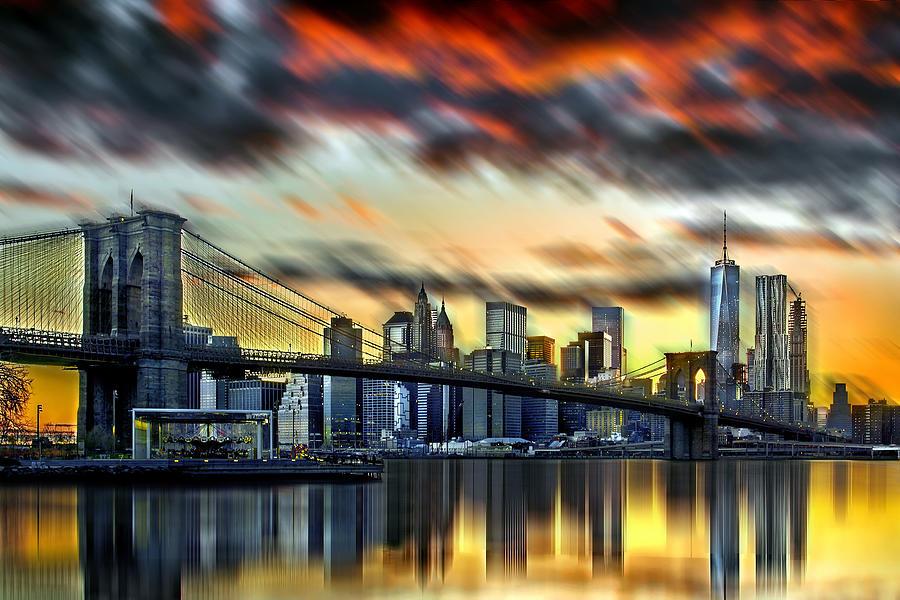 Manhattan Passion Photograph
