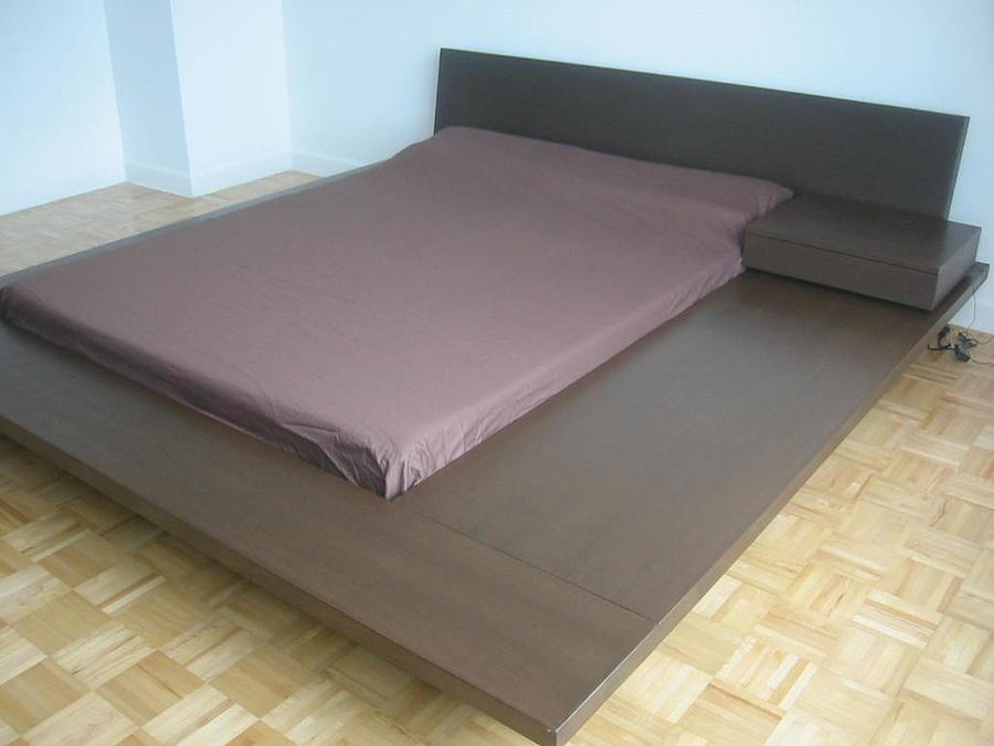 Bed Sculpture - Manhatten Loft by August Chennells