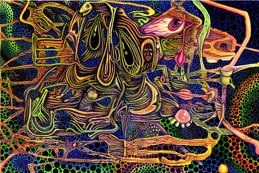 Artist With Mental Illness Paintings