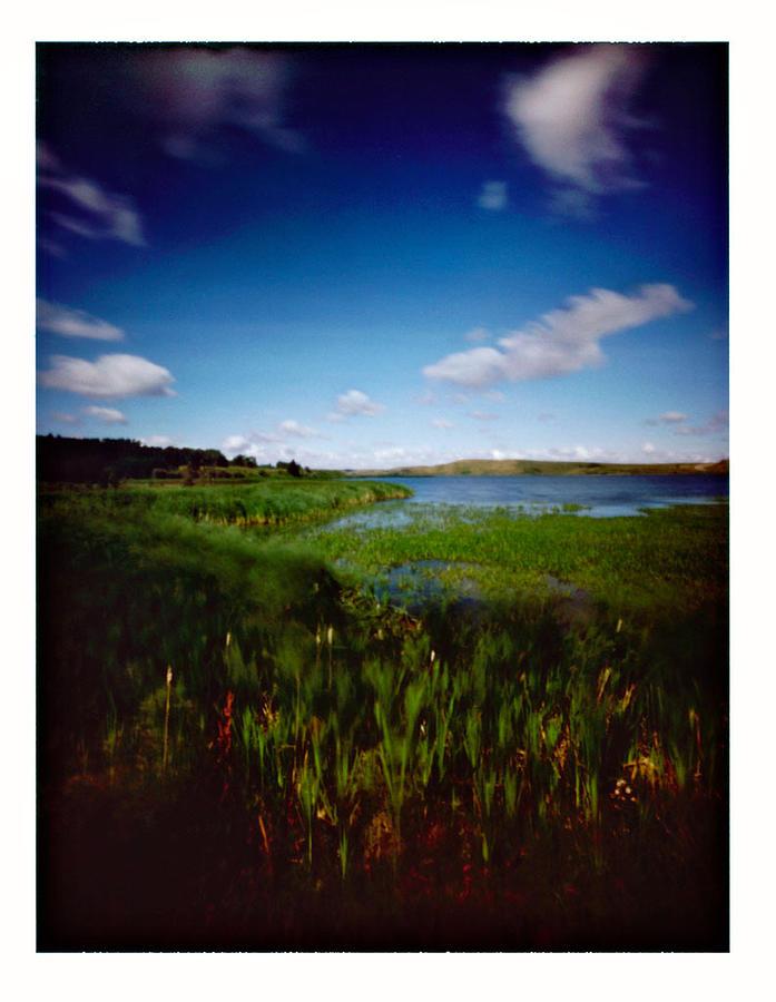 Pinhole Photograph - Manitoba by Luca Baldassari