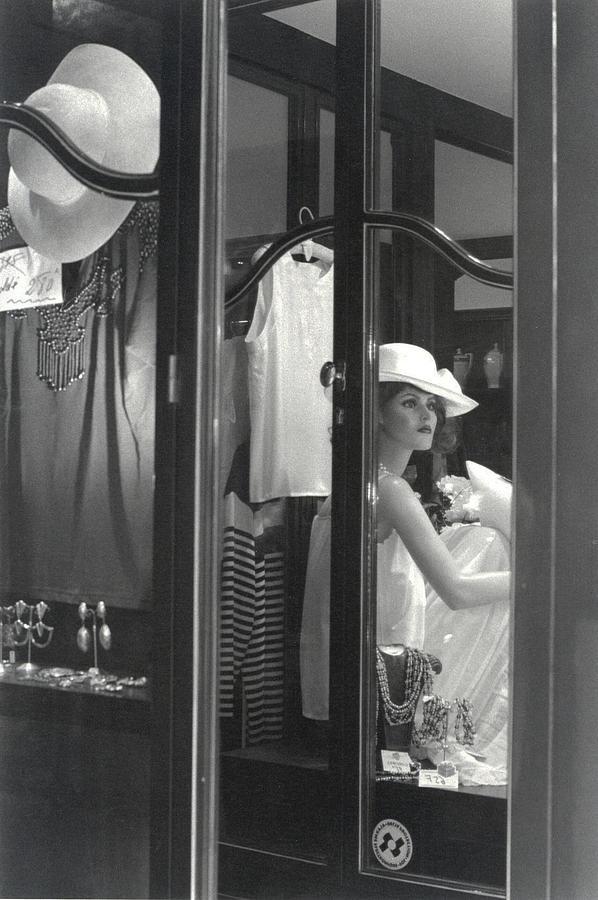 Mannequin Photograph - Mannequin by Andrea Simon