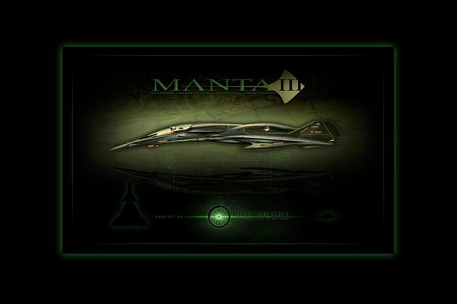 MANTA Concept by Peter Van Stigt