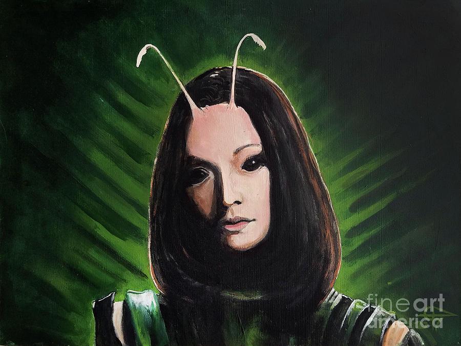 Mantis by Tom Carlton