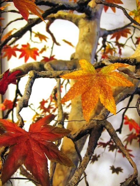 Maple On A Rock - View 4 Painting by Nelbert  Flores