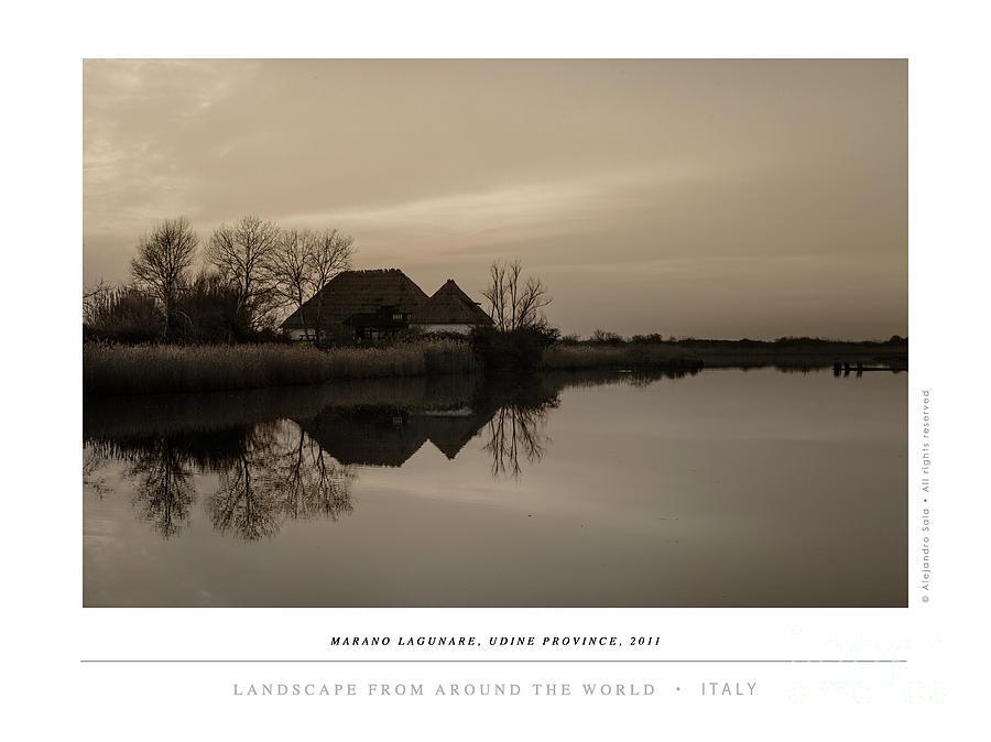 Marano Lagunare, Udine Province, 2011 Italy by Alejandro Sala