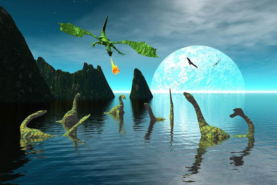 Marauder Digital Art by Claude McCoy