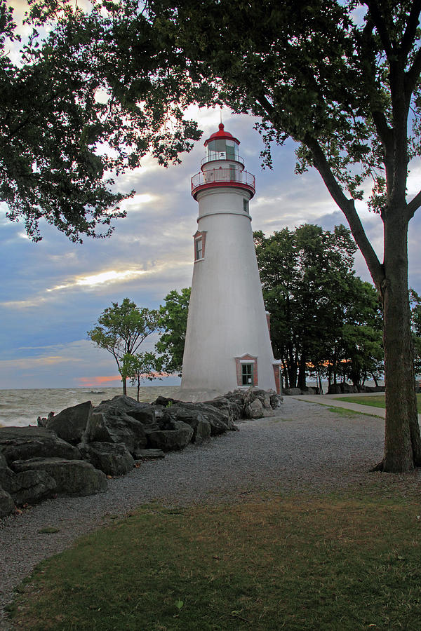 Marblehead Ohio by Angela Murdock