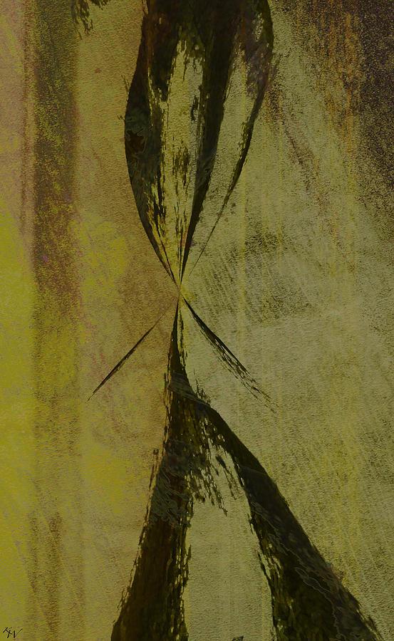 Tree Digital Art - March Of The Ent by Ken Walker