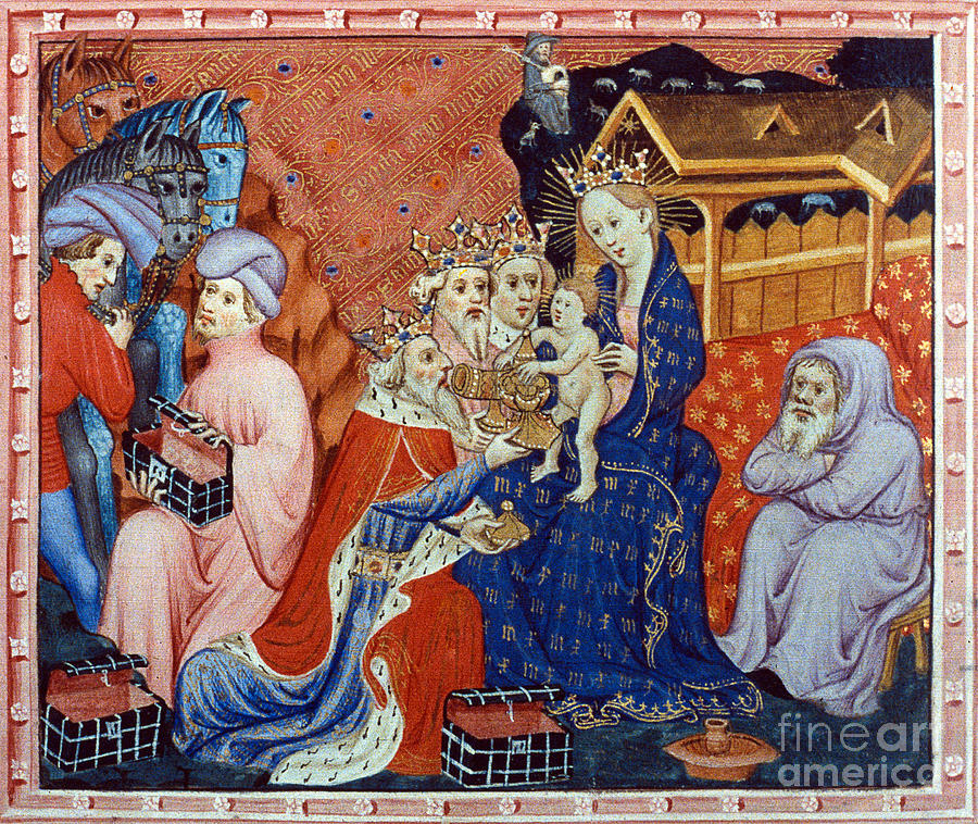 13th Century Photograph - Marco Polo (1254-1324) by Granger
