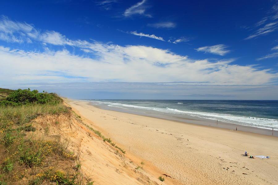Wellfleet Photograph - Marconi Beach Cape Cod National Seashore by John Burk