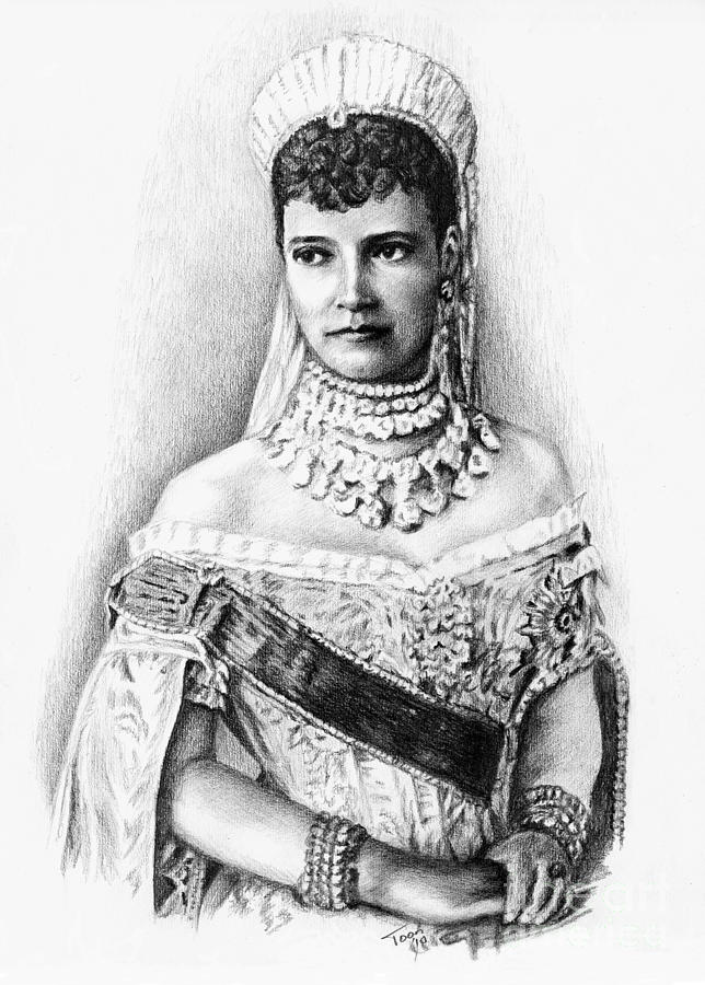 Maria Feodorovna by Toon De Zwart