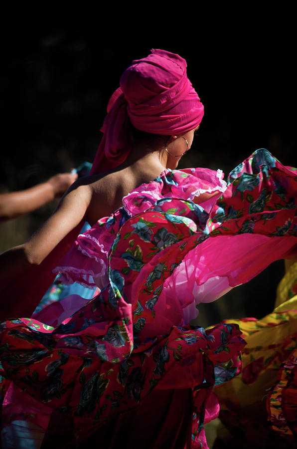 Mariachi Photograph - Mariachi Dancer 4 by Swift Family