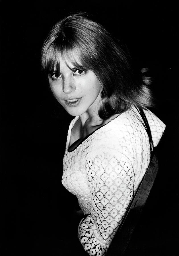 Marianne Faithfull 1964 by Chris Walter