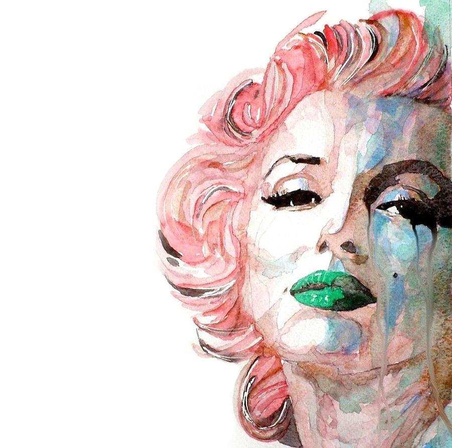 Marilyn Monroe Painting - Marilyn Monroe  by Paul Lovering