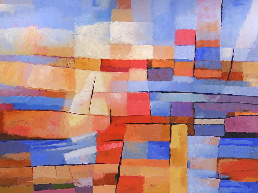 Marine Colorfields by Lutz Baar