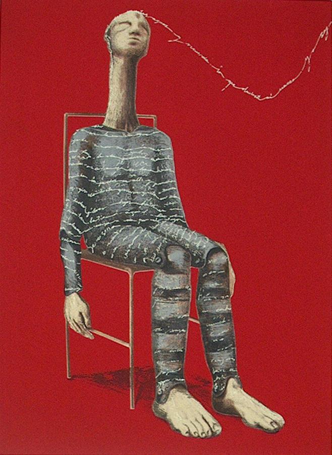 Serie Print - Mariposa De Obsidiana by Alejandra Almuelle