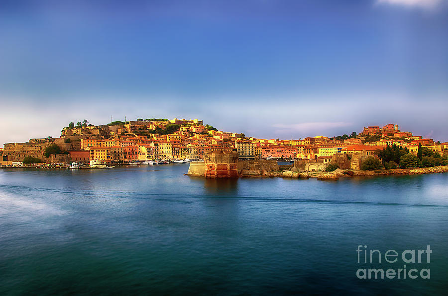 Maritime Photograph - Maritime Charm by Alessandro Giorgi Art Photography