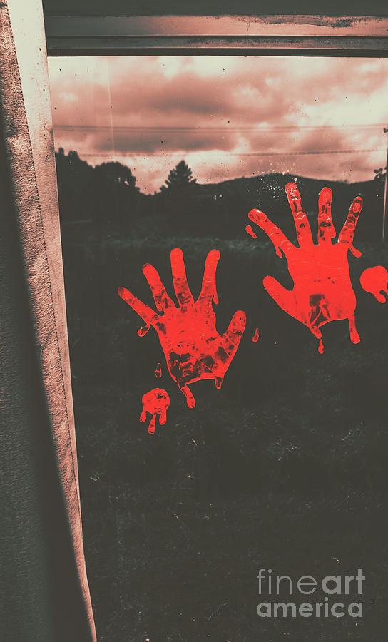 Mark Of Murder Photograph