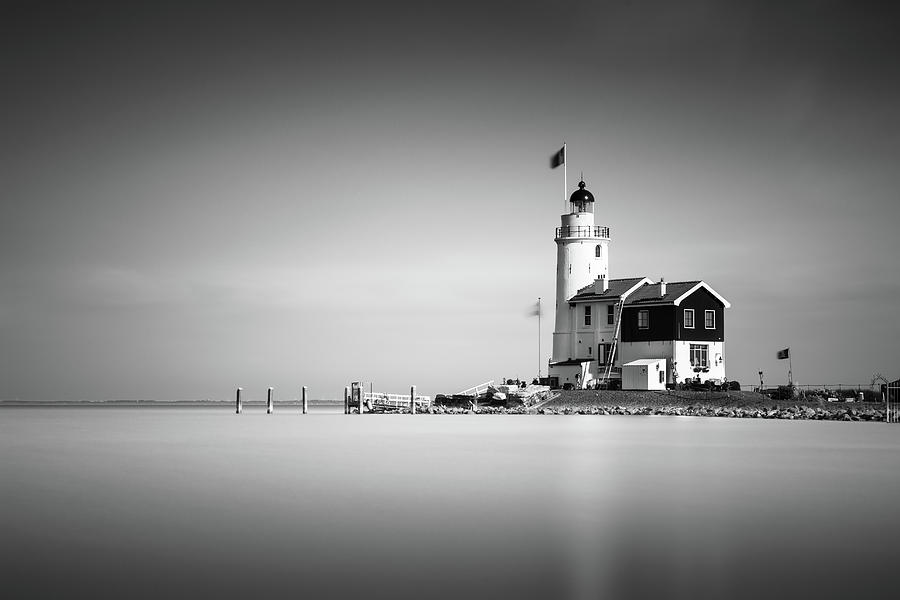 Marken Lighthouse by Ivo Kerssemakers