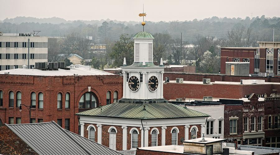 Market House Skyline - Fayetteville North Carolina by Matt Plyler