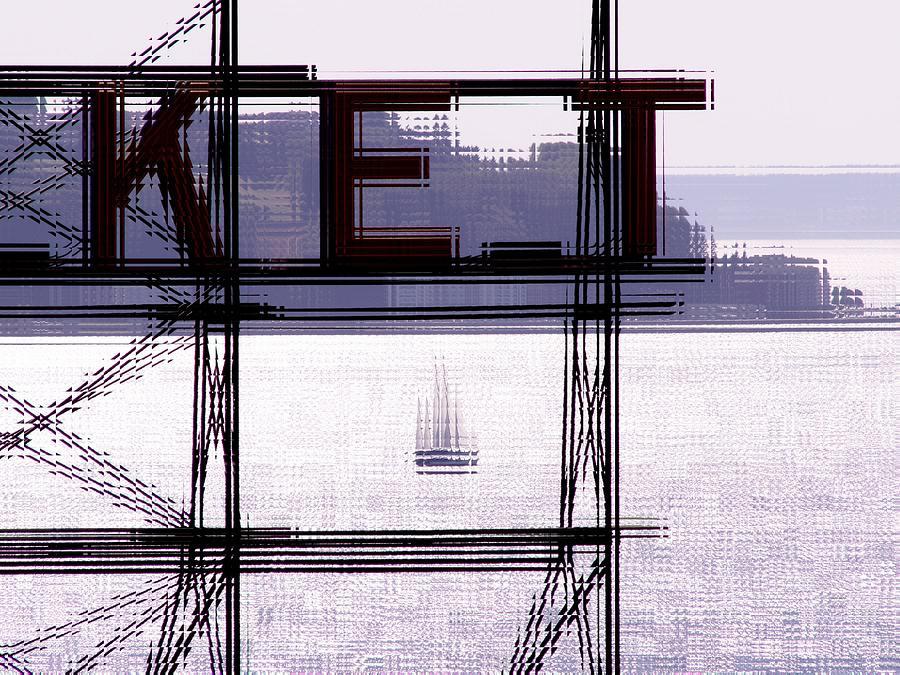 Seattle Digital Art - Market Sail by Tim Allen