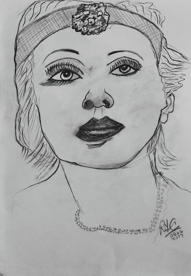 Marlene Drawing