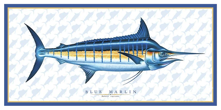 Marlin ID by Jon Q Wright