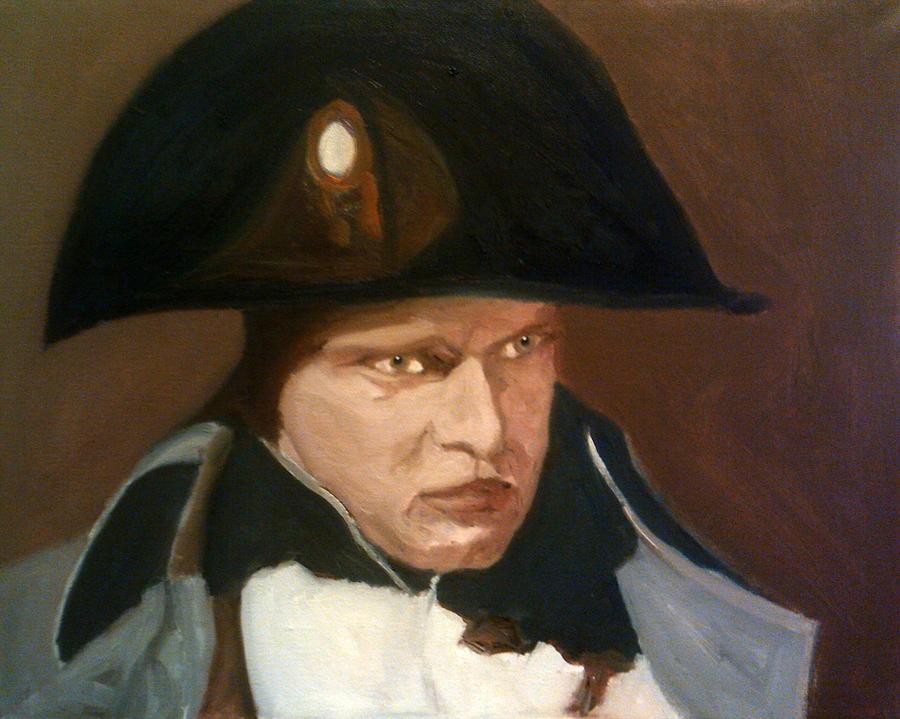 Marlon Brando Painting - Marlon Brando As Napoleon by Peter Gartner