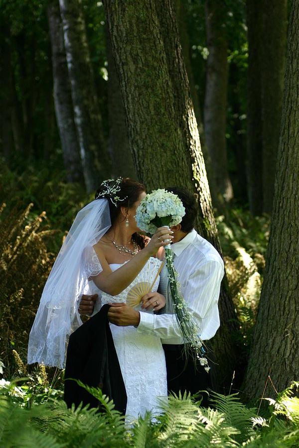Married Photograph - Married by Juozas Mazonas