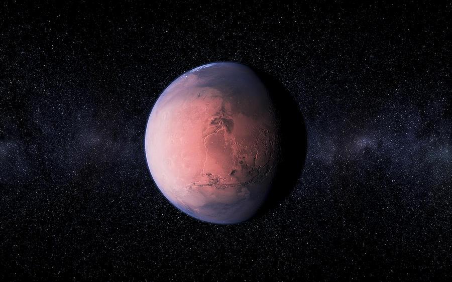 Mars Photograph