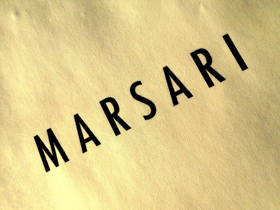 Marsari Gold Photograph