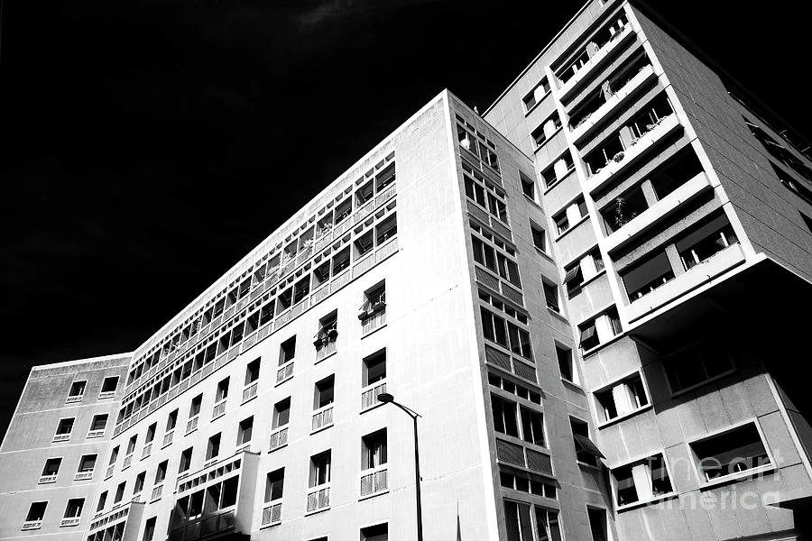 Buildings Photograph - Marseille Design by John Rizzuto