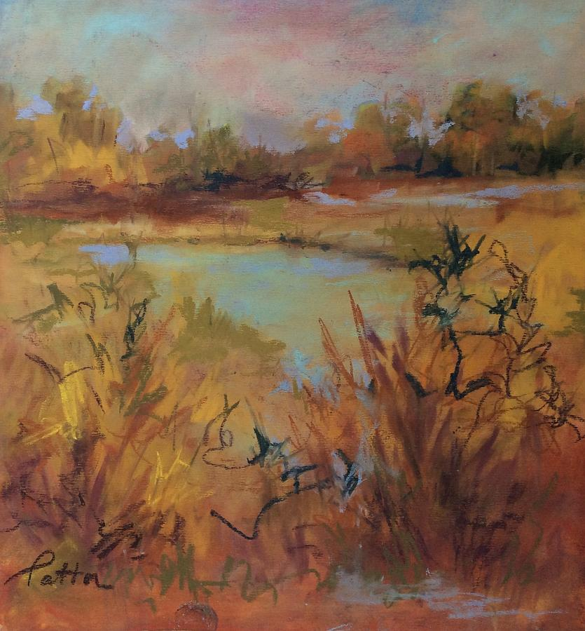 Marsh memories by Karen Ann Patton
