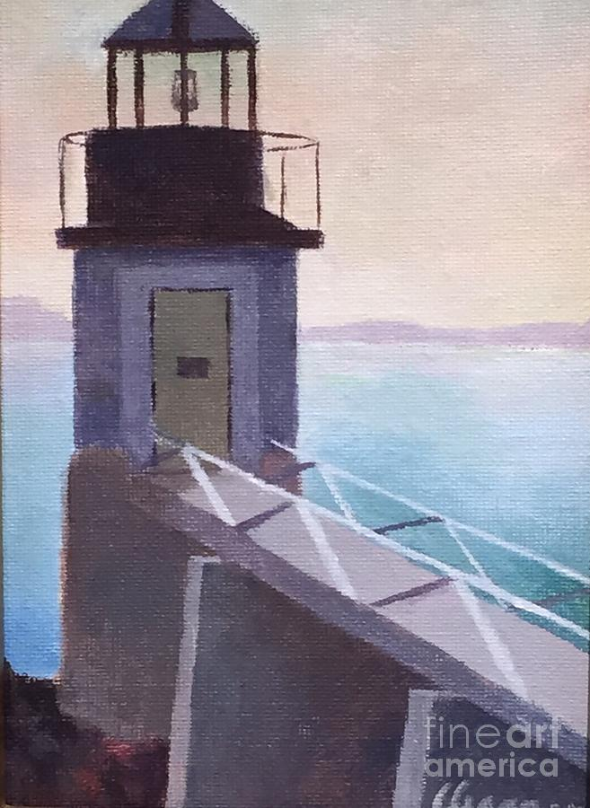 Marshall Point Lighthouse by Claire Gagnon