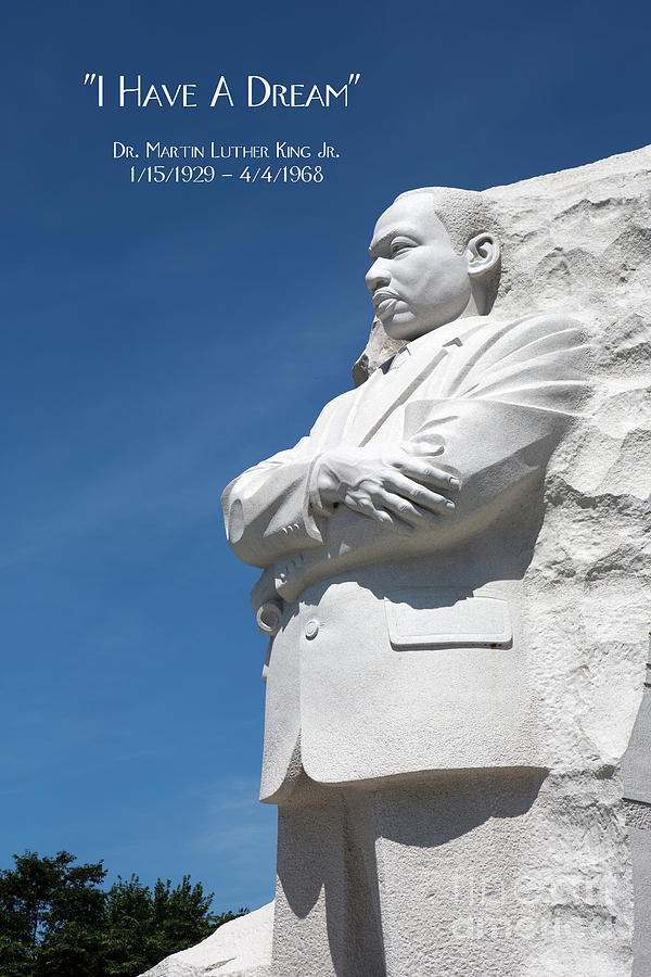 Martin Luther King Jr. Monument by Steven Frame