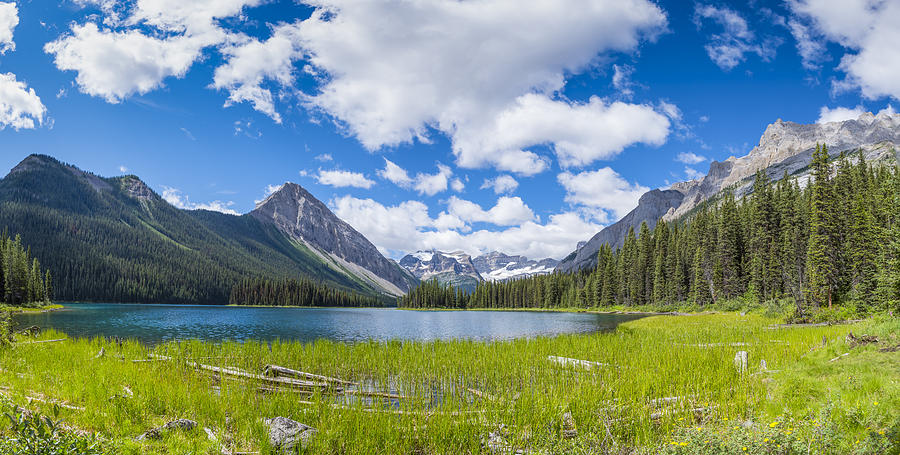 Marvel Lake Photograph