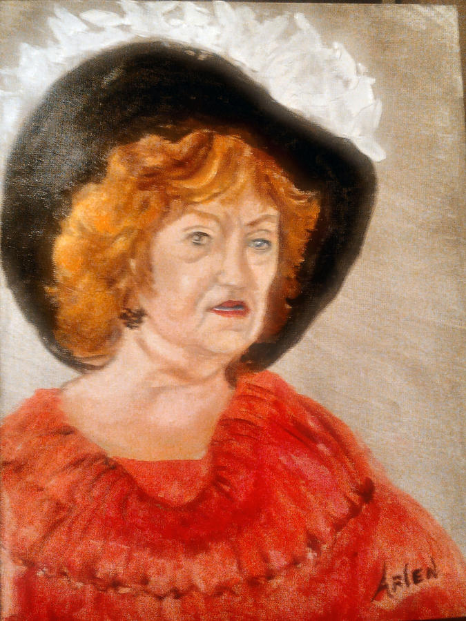 Mary Fracis by Arlen Avernian - Thorensen