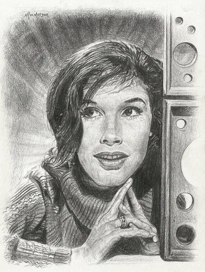 Mary Tyler Moore by Michael Morgan