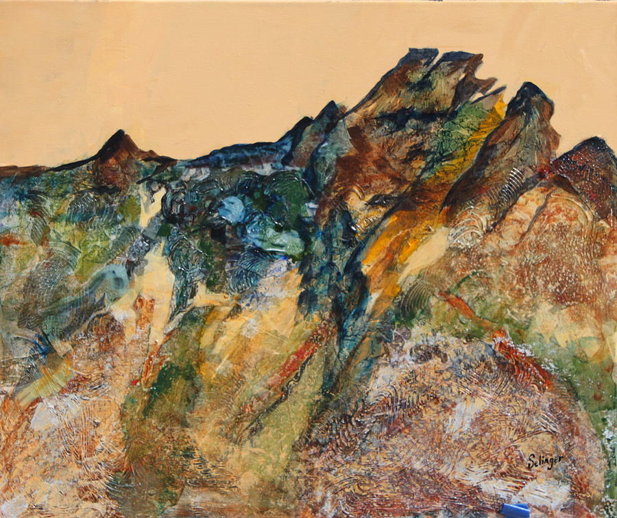 Mary's Mountain by Kathie Selinger