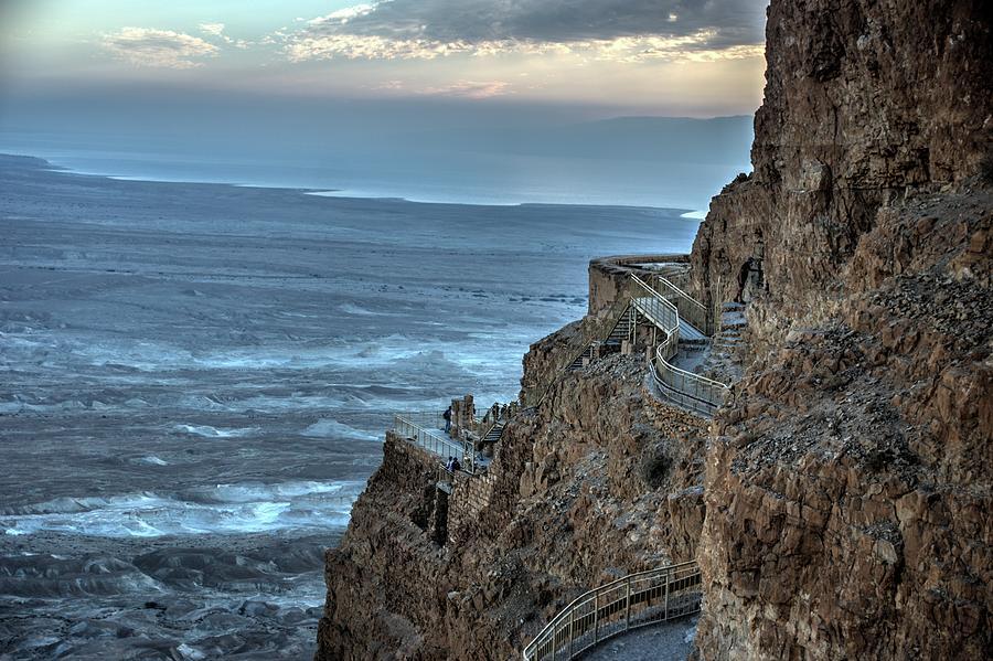 Masada 1 by Dimitry Papkov