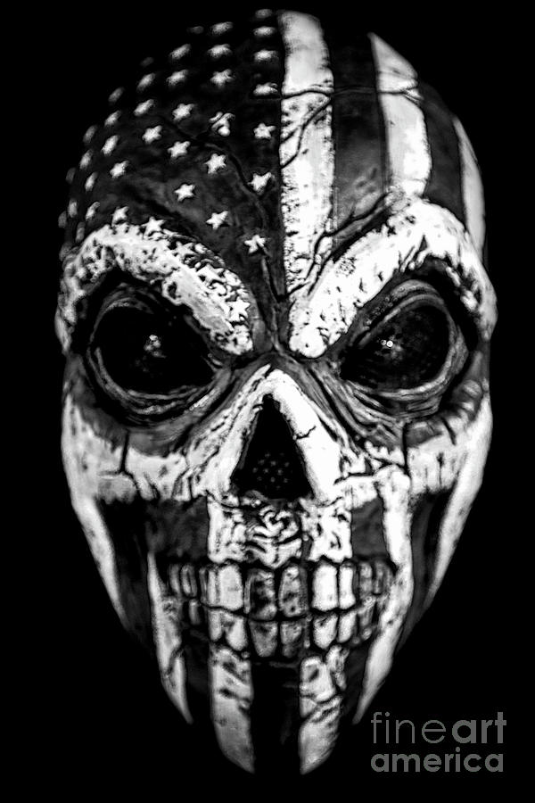 Kremsdorf Photograph - Mask Of Life by Evelina Kremsdorf