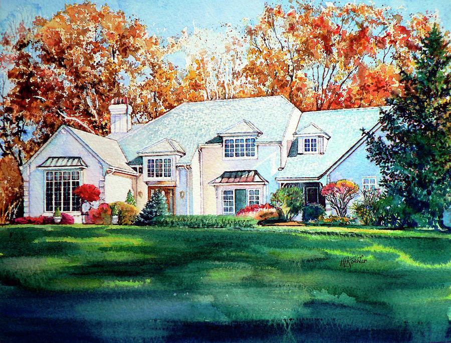 Massachusetts Home Painting