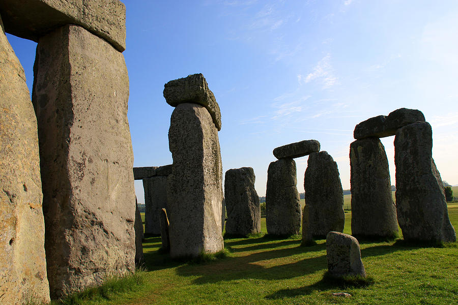 Massive Photograph - Massive Stones by Kamil Swiatek