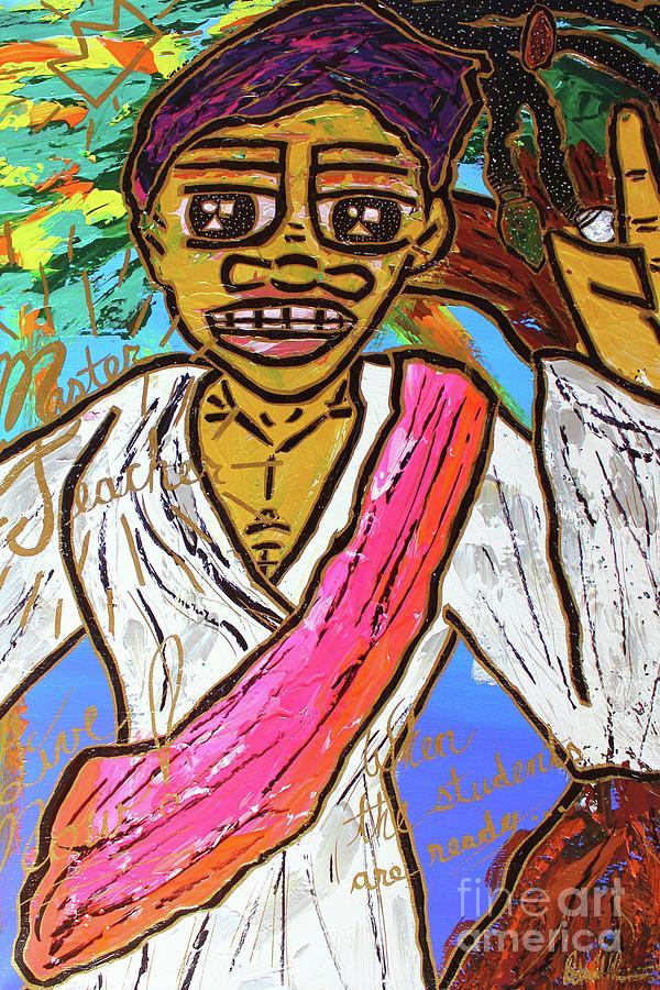 Master Teachers Teach The World by Odalo Wasikhongo