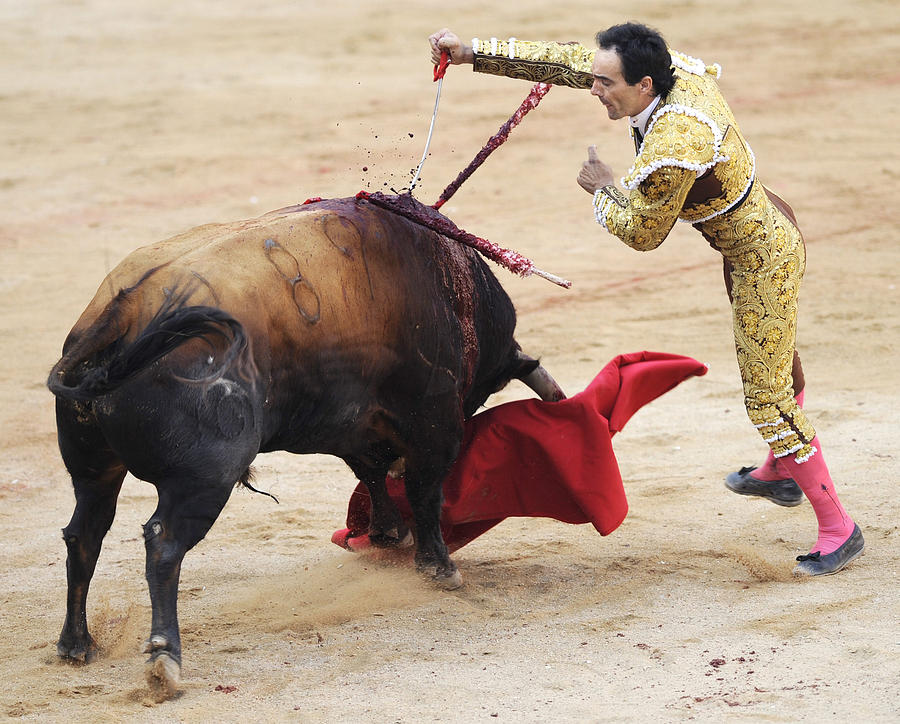Spain Photograph - Matador El Cid II by Rafa Rivas